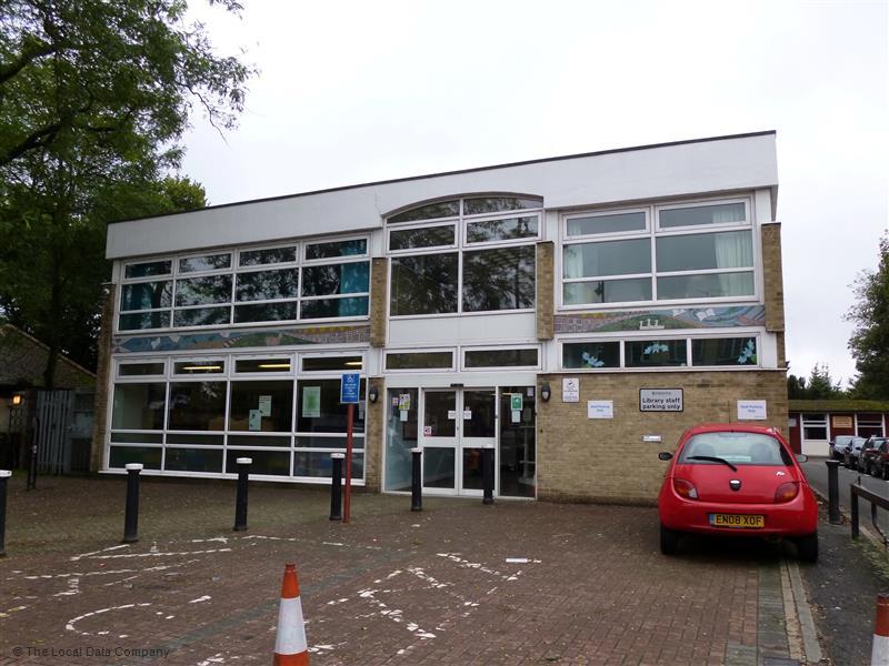 upminster-library